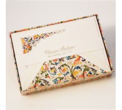 Folded Cards and Lined Envelopes Florentine Collection - FZN 002