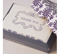 Thank You Cards and Lined Envelopes - BSC 476T