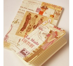 Notebook Softcover - NB091F  (Large)
