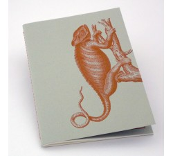Notebook Eco Friendly Italian Paper Chameleon - NB S08A
