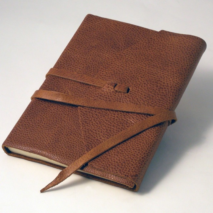 Leather Notebook Vintage Cuoio - 463 CU