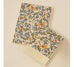 Notepad A7 Birds - FZB 035 (Small)