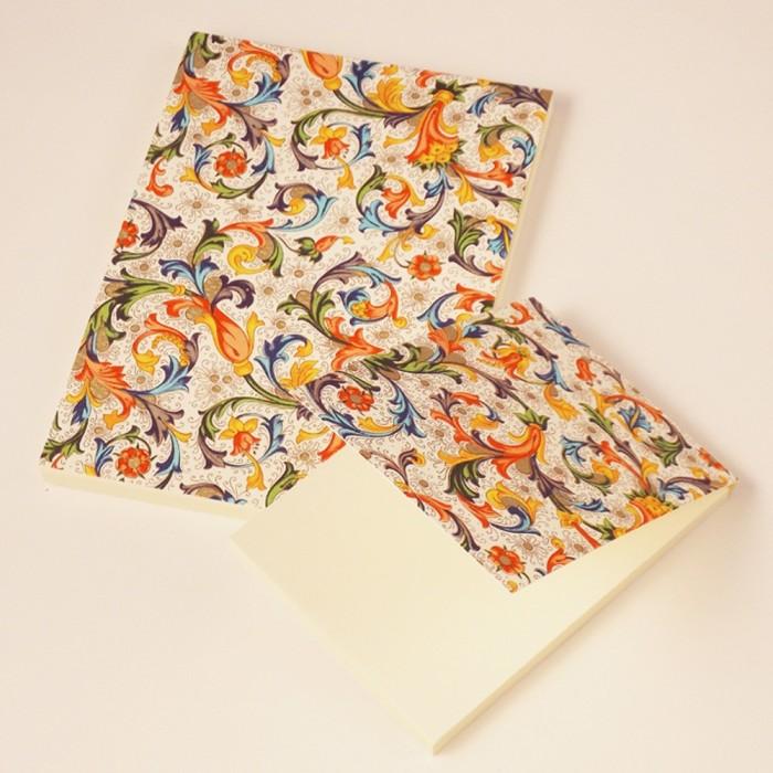 Notepad A6 Traditional Florentine - FZN 036 (Medium)