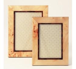 Luxury Frame Poplar Wood - 383 P LG (Large)