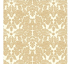 Decorative Paper Brocade Flowers - TSC 031