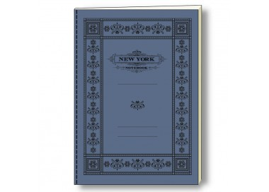Notebook Eco Friendly Italian Paper NYC Old Style - NB S20A NY