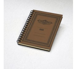 Notebook Eco Friendly Italian Paper NYC Old Style - NB S19P NY