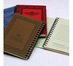 Notebook Eco Friendly Italian Paper NYC Old Style - NB S21P NY