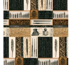 Decorative Paper Writing Image - CRT 113