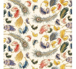 Decorative Paper Feathers - CRT 012