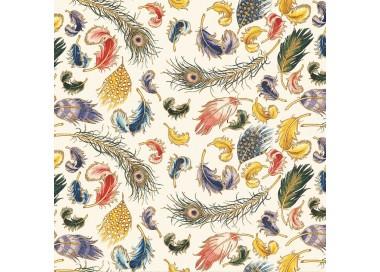 Decorative Paper Feathers - CRT 012