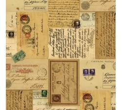 Decorative Paper Italian Postcards - CRT 640