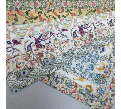"Welcome Starting Set – Iconic ""Florentine"" Decorative Papers selection WSS001"