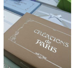 """Welcome Starting Set – Selection of Iconic """"Creation de Paris"""" Stationery WSS003"""