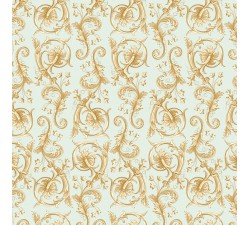Decorative Paper Baroque Flowers - TSC 055