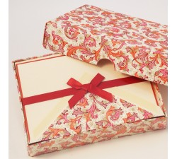 Folded Cards and Lined Envelopes Florentine Style - BSC 026