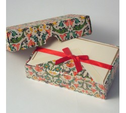 Folded Cards and Lined Envelopes Florentine - BSC 047