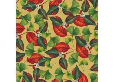 Decorative Paper Gingko and Cornus Alba - CRT 070