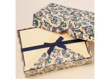 Folded Cards and Lined Envelopes Florentine - BSC 020