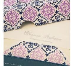 Venice Letterpress Flat cards - BSC 484