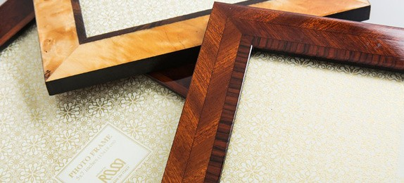 Luxury Frames Wood